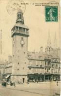 Moulins  La Tour Jacquemard (XVe Siècle) Beffroi Municipal  Cpa - Moulins
