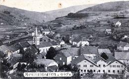 HEILIGBLASIEN (Saint-Blaise-la-Roche, Elsa�) - als K.D.Feldpost Nr.130 gel.1916, Verlag G.Schmitt Schirmeck