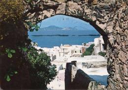 KOS - Ansicht Des Mandraki Von Altburg, Sondermarke - Griechenland