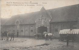 Cpa/pk 1920 Ruiselede Ruysselede Staatsweldadigheidschool Standaert - Ruiselede