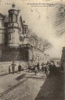 78 Conflans Sainte Honorine. La Terrasse Du Chateau Gevelot - Conflans Saint Honorine