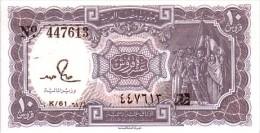EGYPTE   10 Piastres  Non Daté (1971)   Pick 184 A       ***** BILLET  NEUF ***** - Egypte