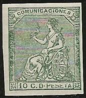 España 133Fs * Falso Postal Sin Dentar - Nuevos