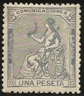 España 138F * Falso Postal - 1873 1ª República