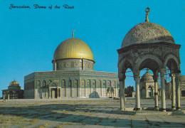 ISRAEL,JERUSALEM,temple Musulman,mosquée OMAR,dome Of The Rock,mosque,place Sainte,toit En Or - Israel