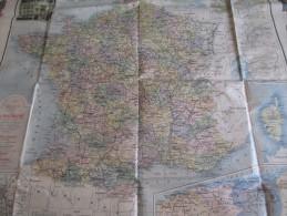 Affiche/Le Petit Journal / Carte De La France/ Uniformes De L´Armée Française/ Vers 1895  AFF10 - Uniformes