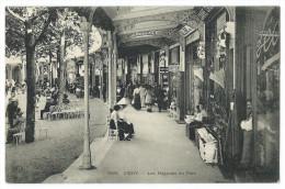 VICHY (Allier) - Les Magasins Du Parc - Animée - Vichy
