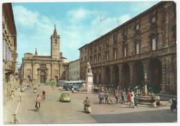 Ascoli Piceno - Cattedrale E Palazzo Dell'Arengo - H1772 - Ascoli Piceno