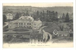 Cp, 27, Rugles, Panorama De L'Hôpital, Voyagée 1916 - Other Municipalities