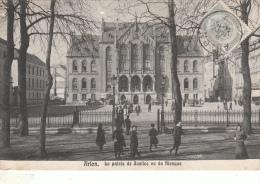 Cpa/pk 1920 Arlon Le Palais De Justice Vu Du Kiosque - Arlon