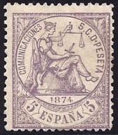 España 144p * Papel Cartón - Nuevos