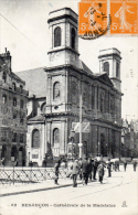 Cathedrale De La Madeleine - Besancon