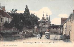 LE TREMBLAY SUR MAULDRE - RUE DE LA CHAPELLE - POUSSETTE - LANDAU - France