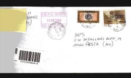 Italia- X-2005 - St. Pos. - Tim. 2007 .Racc. A.R. € 2,80. Modif. Concordato +Prioritario 2004 - 6. 1946-.. Repubblica