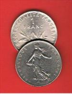 FRANCIA - FRANCE = 1  Franc  1960  KM925 - Francia