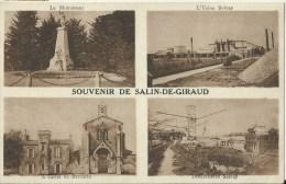 44Mé  13 Souvenir De Salin De Giraud Multivues - France