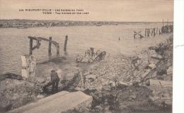 Cpa/pk 1920 Nieuwpoort Nieuport-Ville Serie 6 Cards War Guerre Yser West Water - Nieuwpoort