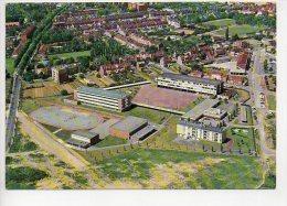 REF 176  : CPSM 59 LAMBERSART Lycée Jean Bertin Perrin - Lambersart