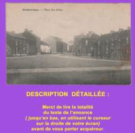 Cpa : CHÂTELINEAU - Place Des Alliés. Non Datée. Peu Courante. Voir Description Détaillée. - Châtelet