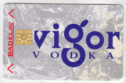 Telefonkarte Kroatien 200 Einheiten, Unbenutzt, Vigor Vodka - Kroatien