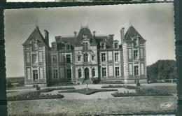 Environs De Cerizay ( Deux Sèvres ) 105 - Chateau Du Déffend Et Son Parc à Montravers     -  Lfa131 - Cerizay