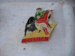 Pin´s Tauromachie- Corrida - Bullfight - Corrida