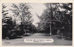 New Jersey Caldwell Driveway Mt St Dominic Academy Dexter Press
