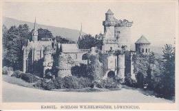 AK Kassel - Schloss Wilhelmshöhe, Löwenburg (3380) - Kassel