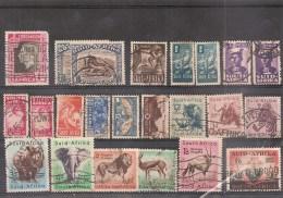 AFRIQUE DU SUD / SOUTH AFRICA- LOT De Timbres Oblitérés (ref1385 ) Voir 2 Scans - Afrique Du Sud (1961-...)