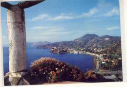 ISOLA DI LIPARI - Panorama,   1968 - Italia