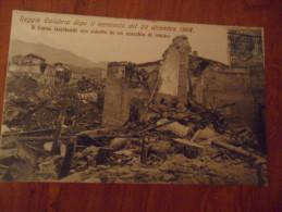 REGGIO CALABRIA   Dopo Terremoto 1908 Non Viaggiata - Reggio Calabria