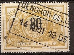FED-1146    GENDRON-CELLES         Ocb TR  24 - 1895-1913