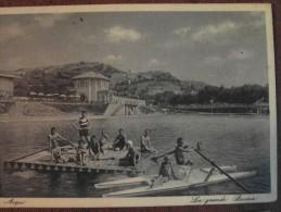 ACQUI TERME   ANIMATA PISCINA 1940-BELLISSIMA - Italia