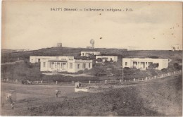 CPA - SAFFI (Maroc) - Infirmerie Indigène - Otros