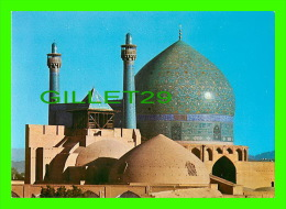 ISFAHAN, IRAN -SHAH´S MOSQUE - NAGHSHONEGAR - - Iran