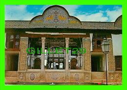 SHIRAZ, IRAN - GHAVAM ORANGE GARDEN - ANIMÉE - - Iran