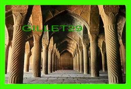 SHIRAZ, IRAN - WAKIL MOSQUE - ANIMÉE - - Iran