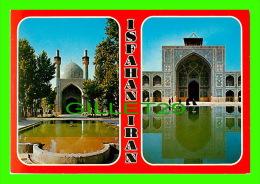ISFAHAN,  IRAN - 2 MULTIVUES - VUES DE LA VILLE -  ED. DEHDARI - - Iran