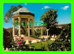 SHIRAZ,  IRAN - HAFEZIEH - CIRCULÉE EN 1975 - - Iran