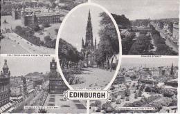 PC Edinburgh - Multi-view Card  (3435) - Midlothian/ Edinburgh