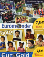 CARTED PREPAYEES  ARSA COM 7,5e Euromonde/Eurogold  (lot De2) 0608 - Prepaid Cards: Other