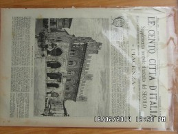 LE CENTO CITTA D ITALIA * PIACENZA - Avant 1900