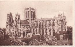 PC York - Minster From SE (3451) - York