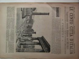 LE CENTO CITTA D ITALIA *POMPEI * - Avant 1900