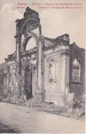 CPA Ypres - Ruines - Eglise Rue Gustave De Steurs (3464) - Ieper