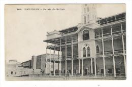 TANZANIE  /  ZANZIBAR   ( Ancien Comptoir Français ) /  PALAIS  DU  SULTAN - Tanzania