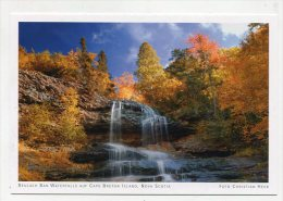 CANADA  - AK197754 Nova Scotia - Beulach Ban Waterfalls Auf Cape Breton Island - Cape Breton