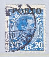 DENMARK   J 5   (o) - Port Dû (Taxe)