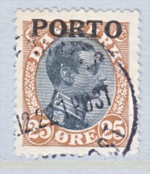 DENMARK   J 6   (o) - Port Dû (Taxe)