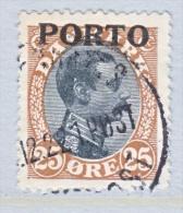 DENMARK   J 6   (o) - Postage Due